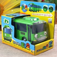 鋼彈 玩具 麗王網購 小巴士tayo 組裝遊戲組 Tayo 凱莉運輸車與好朋友們 Tayo Tayo小巴士