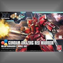 Amazing Gundam Red Warrior